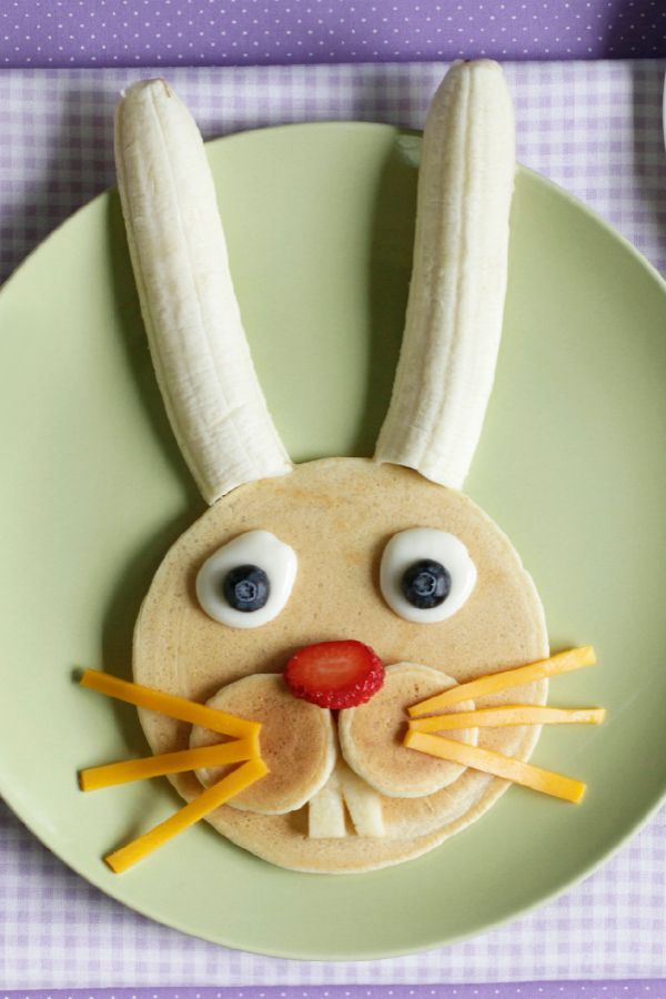 Fun Easter Themed Breakfast
