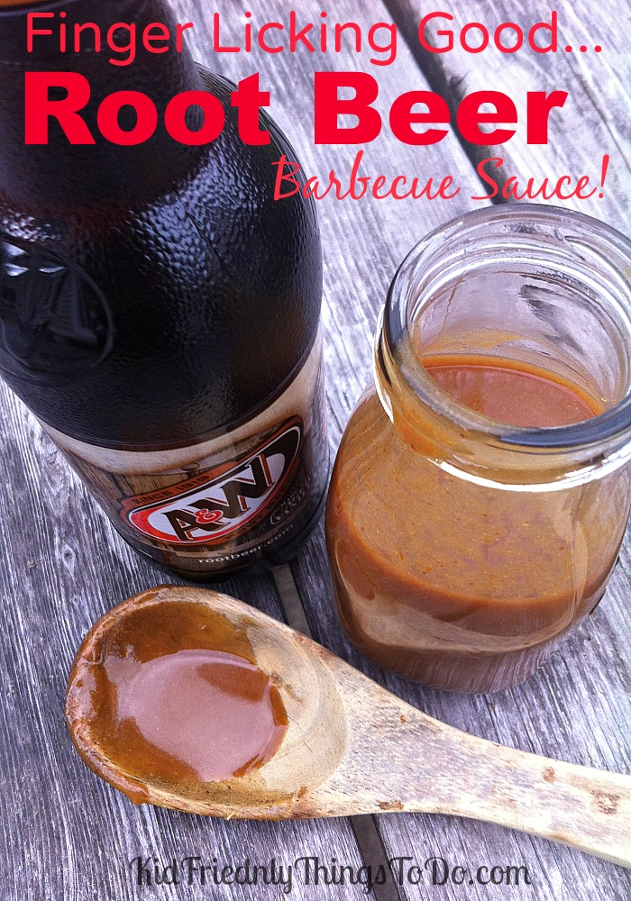 The most amazing Root Beer Barbecue Sauce Recipe for Slow Cooker Shredded Chicken - 2 Recipes in One!