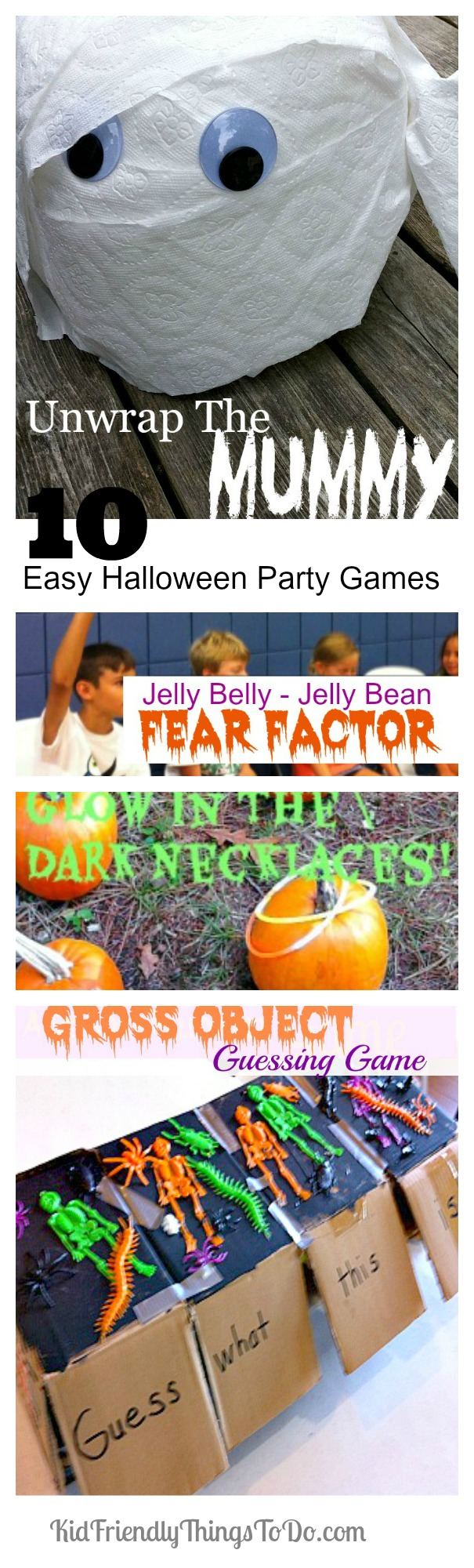 A Round Up of 10 Halloween Party Games - Kid Friendly Things to Do ...