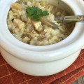 Leftover Turkey Lemon Rice Soup - KidFriendlyThingsToDo.com