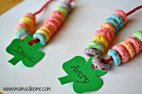 The best St. Patrick's Day Crafts for kids (round up)- KidFriendlyThingsToDo.com