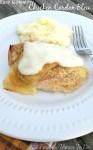 Easy and Healthy Chicken Cordon Bleu Recipe - KidFriendlyThingsToDo.com