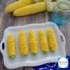 Corn on the Cob Rice Krispies Treats Fun Food for Summer! For a family picnic, Memorial Day, Labor Day and Fourth of July! Kidac FriendlyThingsToDo.com
