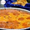 3 Ingredient Chili & Cheese Campfire Dip - KidFriendlyThingsToDo.com