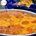 3 Ingredient Chili & Cheese Campfire Dip - KidFriendlyThingsToDo.com