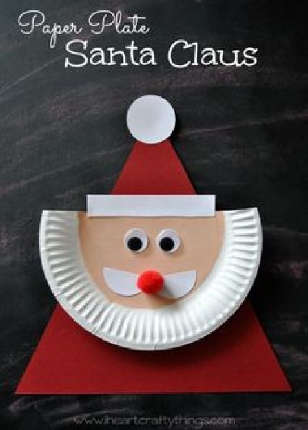 Over 30 Easy Christmas Fun Food Ideas & Crafts Kids Can Make - great for parties or at home fun with the kids - www.kidfriendlythingstodo.com