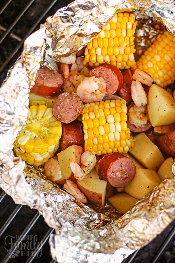 Over 30 of the Best Campfire Recipes for Camping and ...