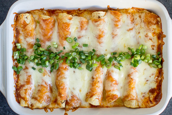 Over 31 of the BEST Enchilada Recipes - Chicken - Beef - White - Cheese - and More! Easy and delicious! www.kidfriendlythingstodo.com