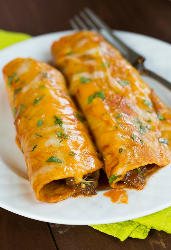 Over 31 Of The Best Enchilada Recipes Chicken Beef Cheese Amp More