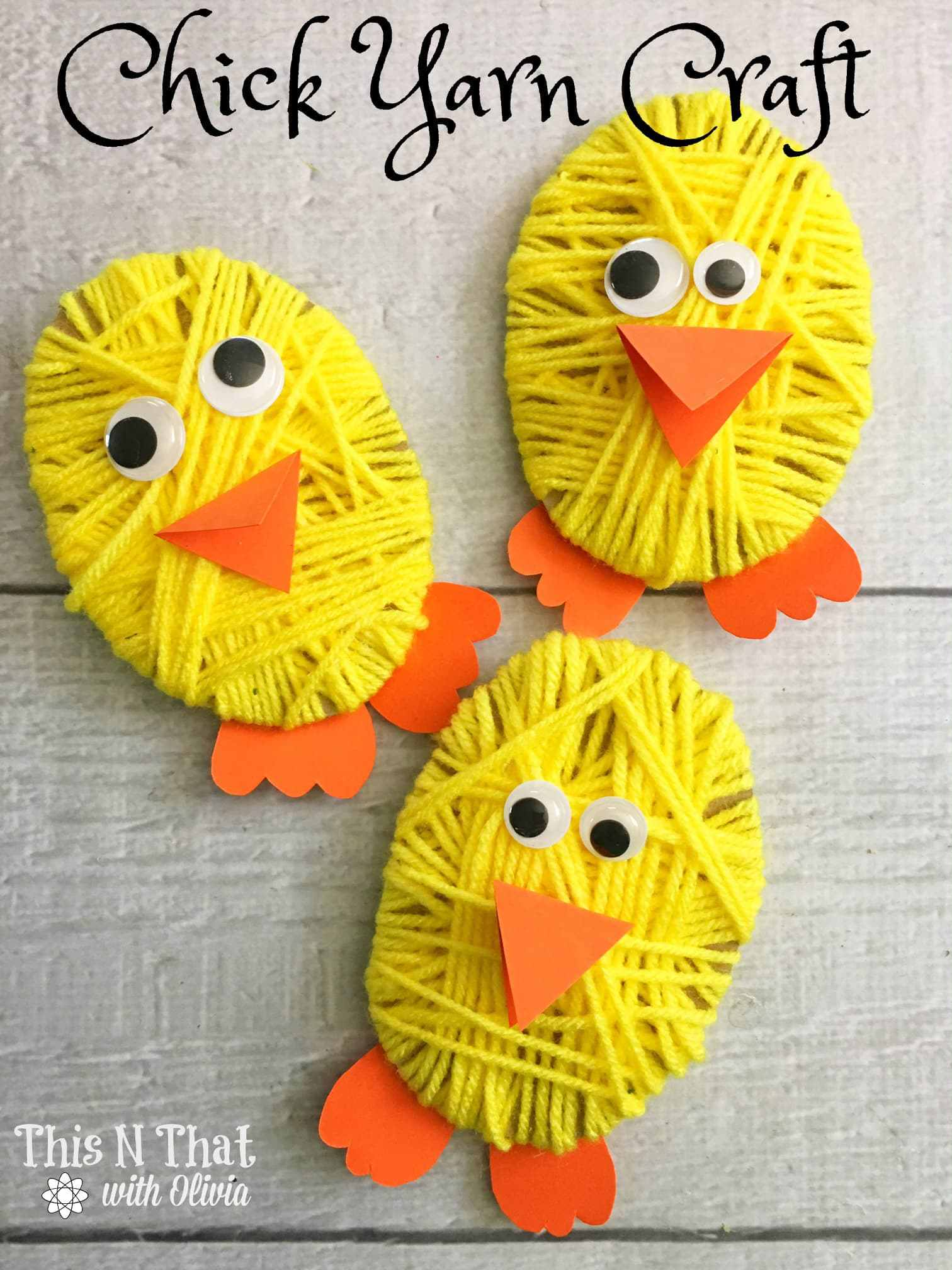 Over 33 Easter Craft Ideas For Kids To Make