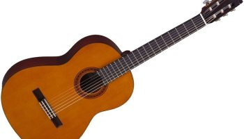 yamaha 3 4 guitar. yamaha c40 gigmaker classical acoustic guitar package review 3 4 a