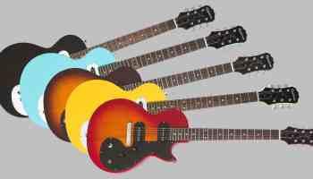 Epiphone Les Paul Junior Special Electric Guitar Review