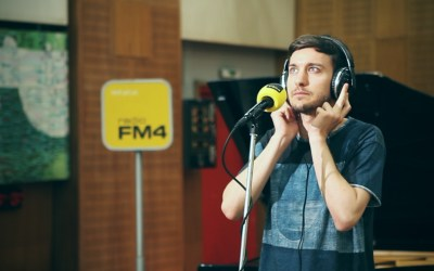 "Live Video for FM4 Studio Session ""Gerard – Licht"""