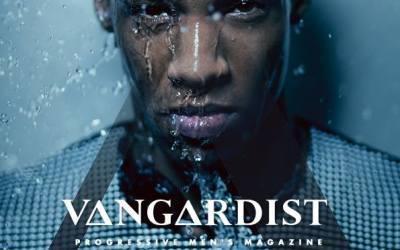 Cover Editorial for Vangardist Magazine