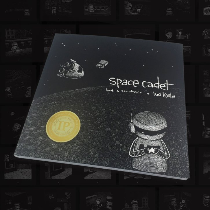 Space Cadet <span>Book & Soundtrack</span>