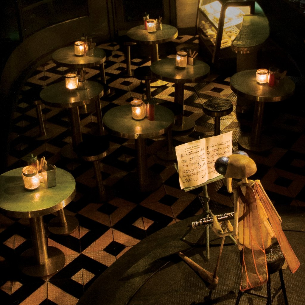 The Storyville Mosquito <span>A Theatrical Cinema Experience</span>
