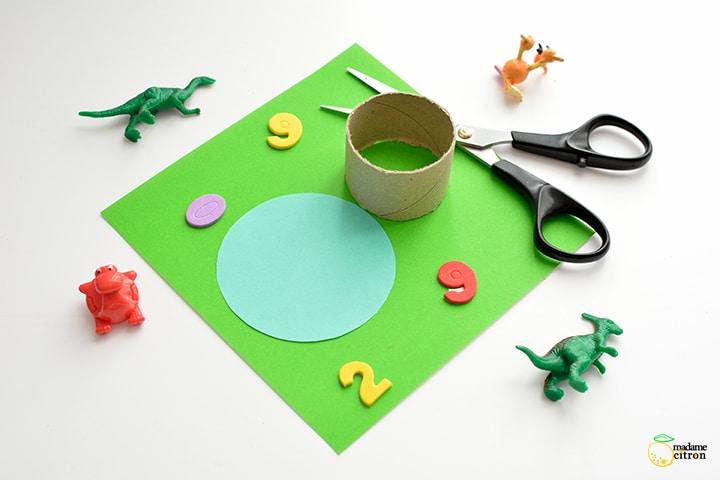 Materiel à utiliser pour fabriquer les floncons