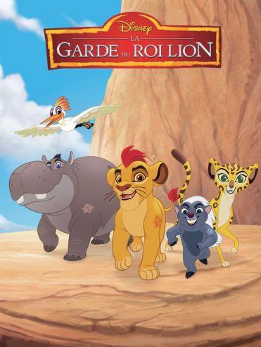 dessins animés éducatifs pour enfants : la garde du roi lion