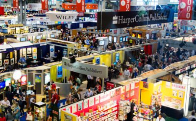 Separate Dates for 2015 Book Expo America and BookCon