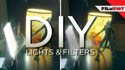 DIY Lights & Lens Filters