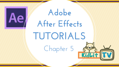 Adobe After Effects Chapter 5 | Master Animations