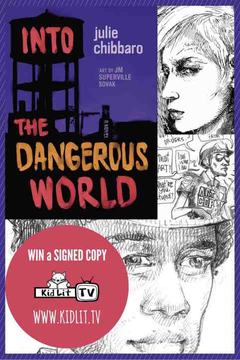 Dangerous World Giveaway - Pinterest