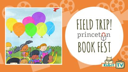 Field Trip! | Princeton Book Festival 10th Anniversary