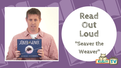 Read Out Loud | Paul Czajak Reads 'Seaver the Weaver'
