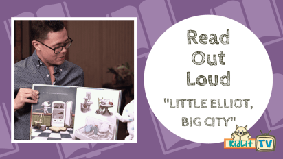 Read Out Loud: Mike Curato's LITTLE ELIOT, BIG CITY