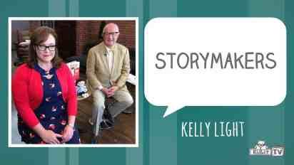 StoryMakers   Kelly Light's 'Louise Loves Art'