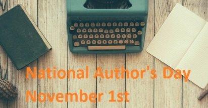 6 Ways to Celebrate National Author's Day
