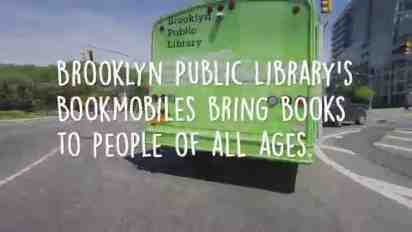 Brooklyn Public Library Presents: The Bookmobile