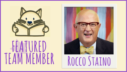 Featured Team Member: Rocco Staino