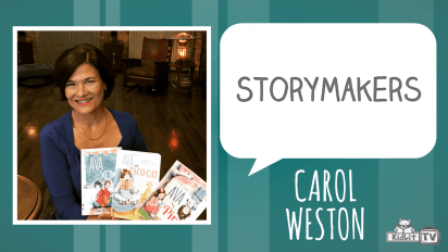 StoryMakers | Carol Weston's Ava Wren Series