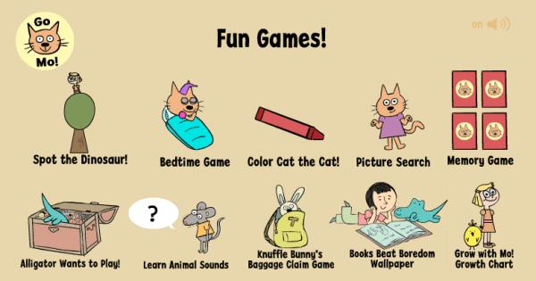 Go Mo Fun Games