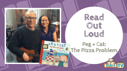Read Out Loud | Peg + Cat: The Pizza Problem