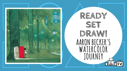 Ready Set Draw! Aaron Becker's Watercolor JOURNEY