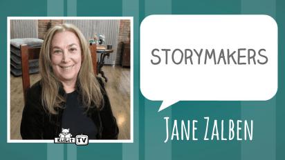 StoryMakers: Jane Zalben