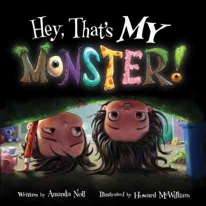 Hey That's My Monster! Official Trailer