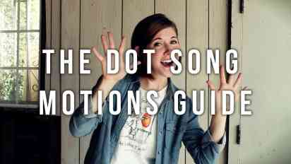 The Dot Song Motions Guide – Emily Arrow & Peter H. Reynolds