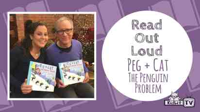 Read Out Loud: PEG + CAT THE PENGUIN PROBLEM