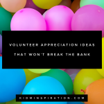 Volunteer Appreciation Ideas That Won't Break the Bank (CPC 2017 Breakout Notes)