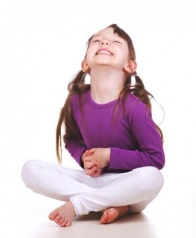 """Happy Girl at Kidmunicate"""
