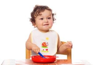 Feeding Milestones Ages 12 to 18 Months