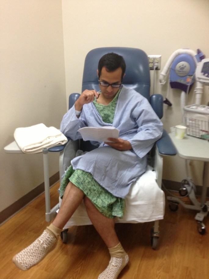 Kidney Donation 08-20-2013 08