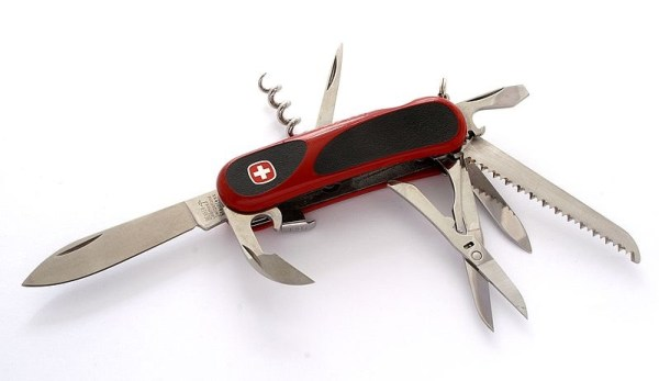 Swiss Amry Knife