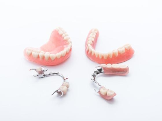 Types of dentures whether bridges or removable dentures can replace the missing teeth with all the function and beuty of your original teeth.