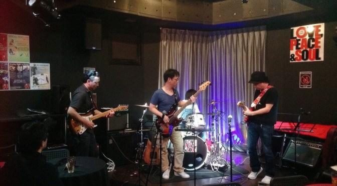 "2019/8/14 ""Nori's Funky Jam Session"""