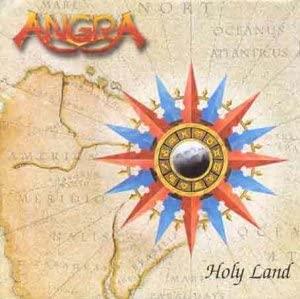 """ANGRAの""""Holy  Land""""はメタルだけどガッツリとブラジル音楽じゃない?"""