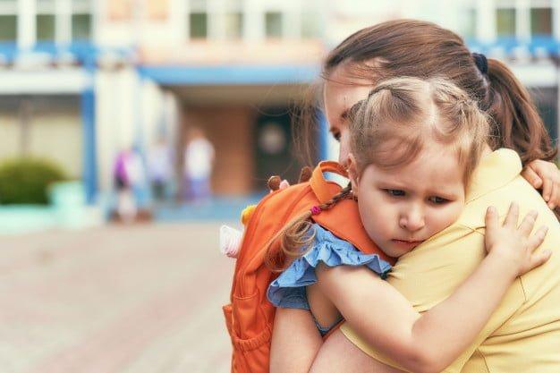 Άγχος αποχωρισμού την πρώτη μέρα στο σχολείο. Τι να κάνω;